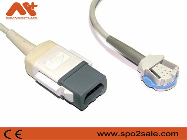 GE  Datex-Ohmeda OXY-MC3 Spo2 Adapter Cable 1
