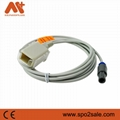 Mindray PM9000/ 0010-20-42594 Spo2 extension cable 1