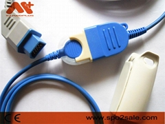 Nihon Kohden JL-900P Spo2  Adapter cable