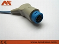 Spo2 molded cable for HP 12Pin