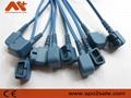 CSI Spo2 molded cable,0.9M(right angle