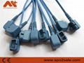 CSI Spo2 molded cable,0.9M(right angle 90 degree connector)