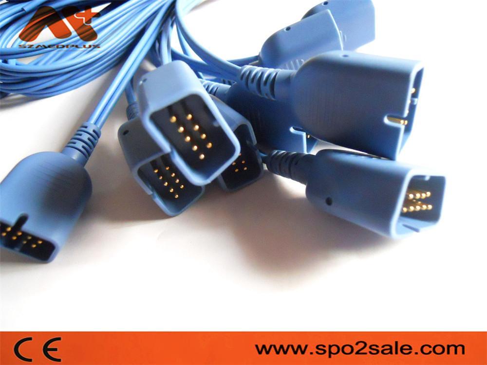 日本光电成型探头线,DB9 1