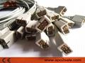 Nellcor Spo2 molded cable,0.9M 2