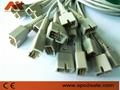 Nellcor oximax Spo2 molded cable,0.9M 3