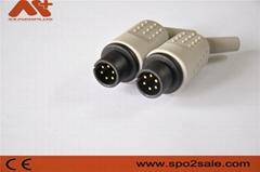 AAMI 6Pin ECG Connector kits