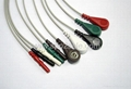 DIN型5导扣式连线
