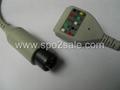DIN型5導主電纜
