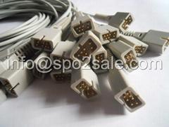 Nellcor Spo2 molded cable,0.9M