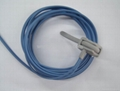 Spo2 cable for neonatel wrap without connector,2.7M
