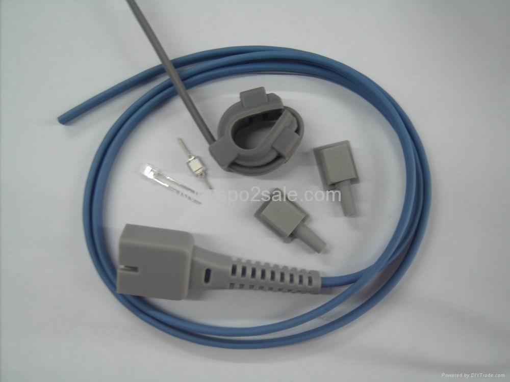 Complete BCI Spo2 sensor repair kit,2.7M 1