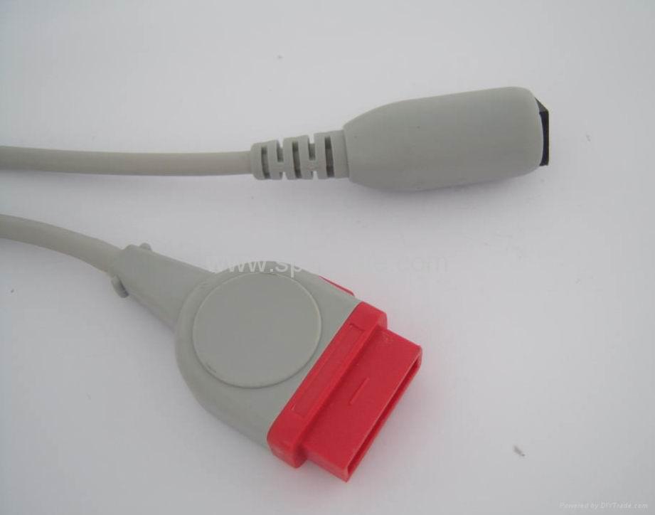 马葵-雅培有创血压电缆 1