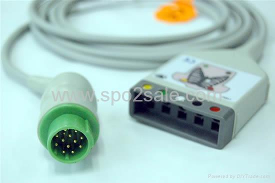 Mennen 5-lead Trunk Cable 1