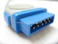 GE-Marquette Adult  Silicone Soft Tip Spo2 Sensor 2