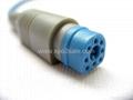 HP M1941A Spo2 extension cable
