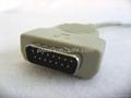 马葵MAC-1200一体心电图机导联线 2