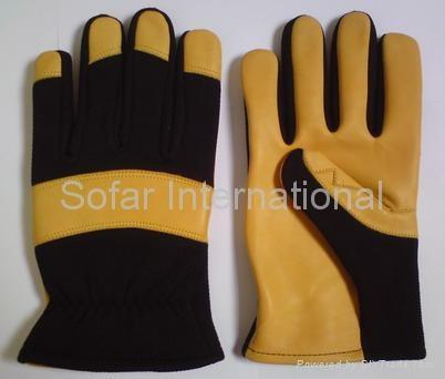 Mechanical Glove/ Bike Glove/ Finshing/ Sports Glove 4