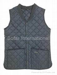 Jacket, Gilet, Vest & Woven Garment