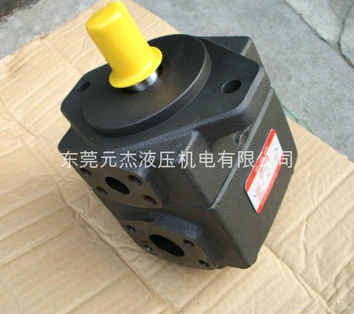 台湾溢圣油压泵浦  PVL系列油泵  PVL1-25-F-1R-U-10液压叶片油泵