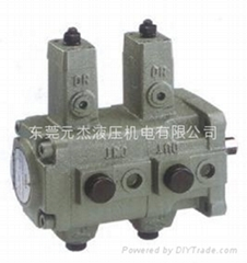 VVPE-F30C-30C-10台湾弋力双联油泵