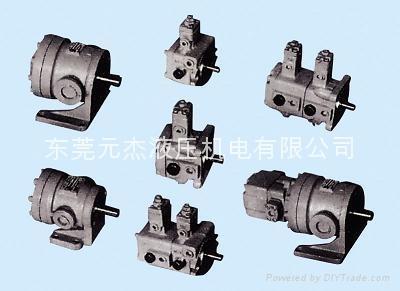 台湾凯嘉油泵、叶片泵、KCL   VPKCC-F4023-A4A3双联变量叶片泵