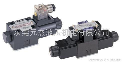 SWH-G02电磁换向阀SWH-G03电磁换向阀