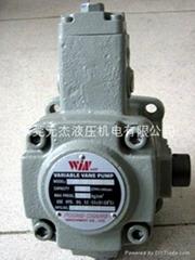 VP-SF-30-D厂家直销台湾峰昌液压油泵浦
