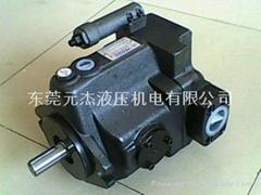 直销供应台湾V18A3R-10X油升柱塞油泵