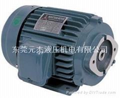 现货供应台湾4P3.75KW群策电机