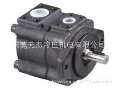 VQ15-23厂家直销台湾凯嘉液压油泵