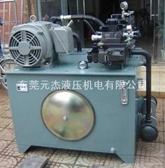 A-70厂家直销台湾安颂可变容量型液压站