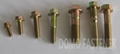 Hex flange bolts-Automotive products