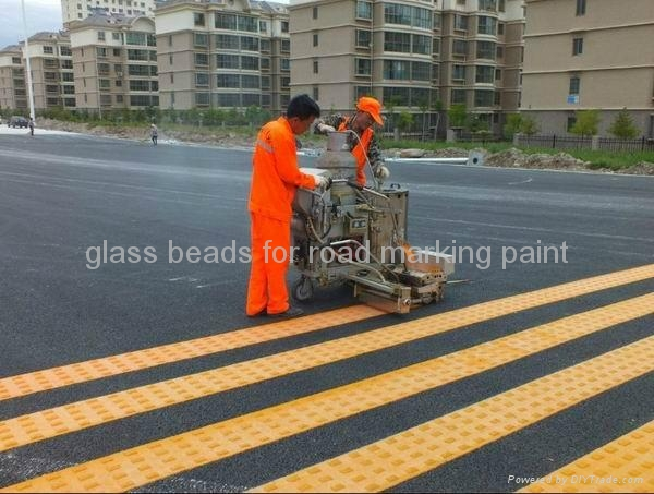 Glass Beads For Traffic Paint Bs 6088 Daohong China