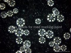glass beads for sandblas