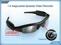 video recorder/video eyewear/sunglasses