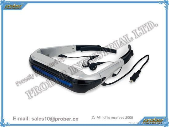 80inch Video Eyewear with stunning 3D feature/Video Eyewear/Video Camera Glasses 1