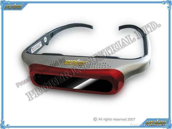 VIDEO EYEWEAR/920k Pixels Video Eyewear with 80inch Virtual Screen/Video Glasses 1