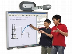 电磁式电子白板