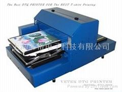 数码喷墨打印机