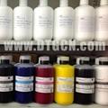 YEECK纺织彩墨 数码服装T恤打印机进口高端全棉直喷CMYK印花墨水 5