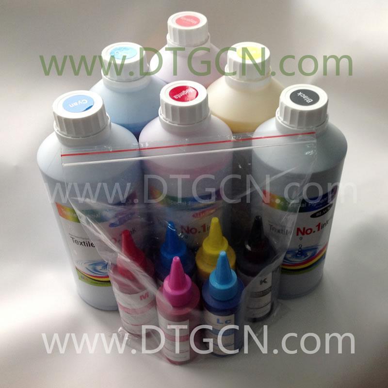 進口紡織白墨清洗噴頭維護保養液 2