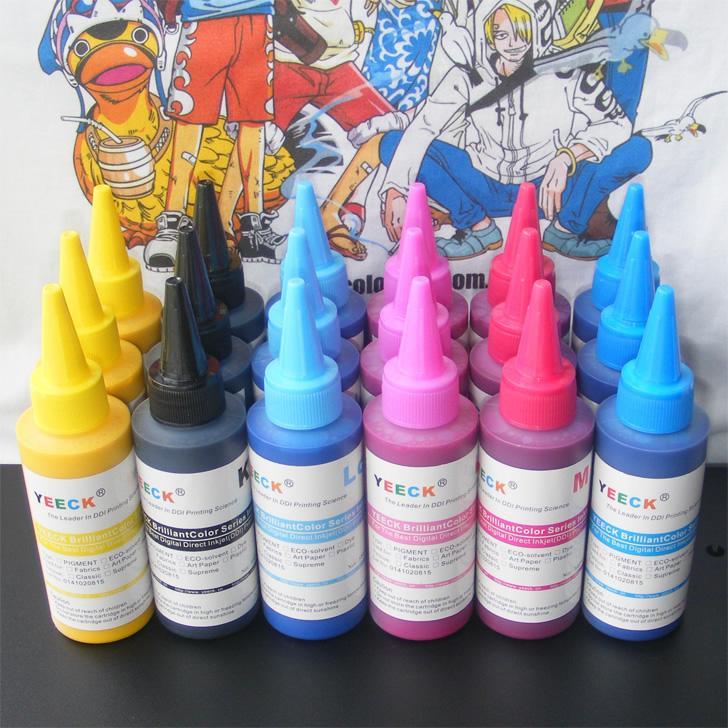 進口紡織白墨清洗噴頭維護保養液 5