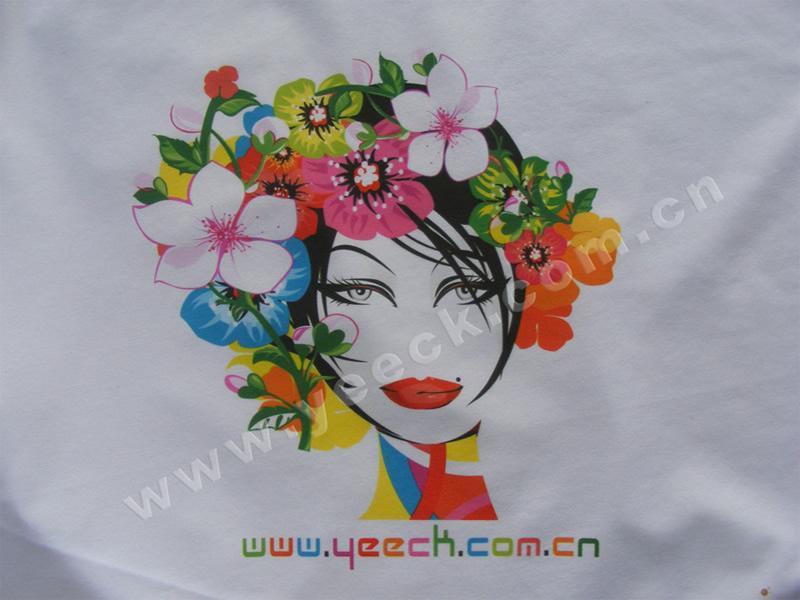 YEECK进口数码印花纺织直喷墨水 4