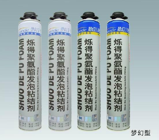 聚氨酯發泡膠 1