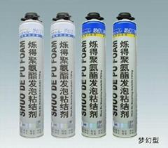 聚氨酯发泡胶