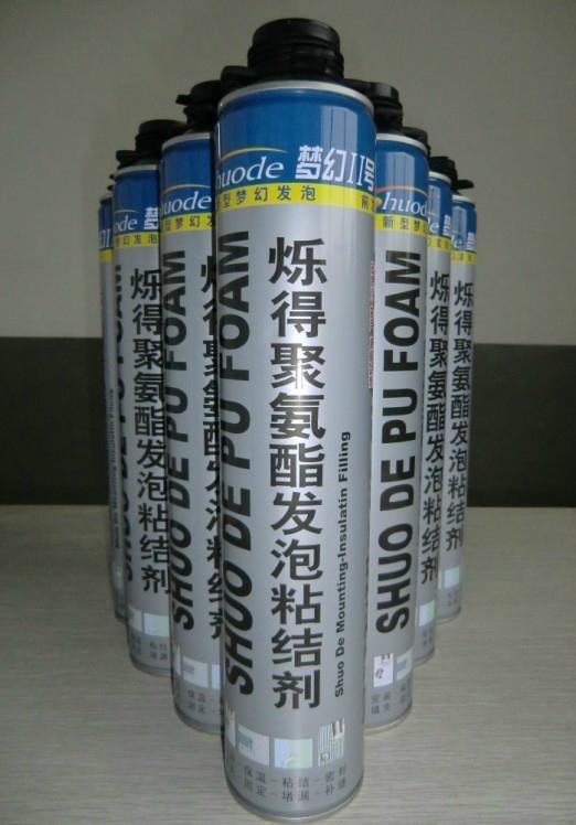 防收縮聚氨酯泡沫填縫劑 1