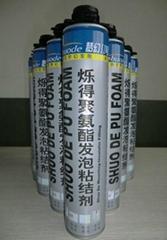 防收缩聚氨酯泡沫填缝剂