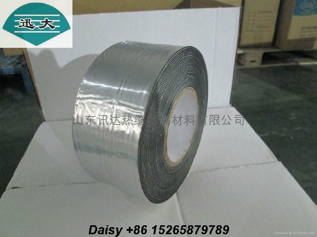 Aluminum flashing Tape with bitumen adhesive  1