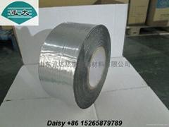 Aluminum flashing Tape with bitumen adhesive