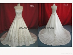 wedding dress(8452)